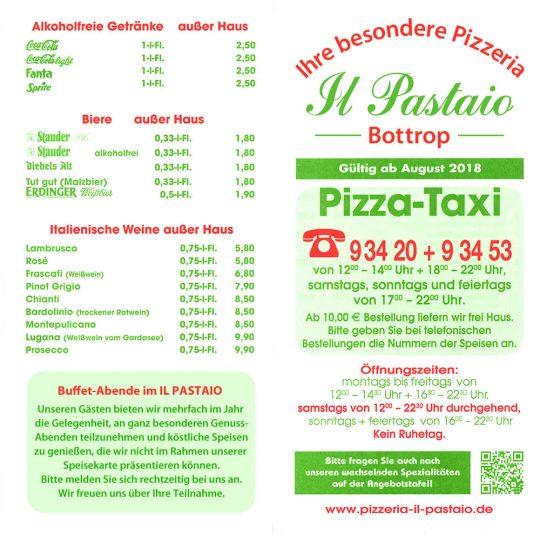 Pizzeria-Il-Pastaio-Bottrop-Speisekarte-2019