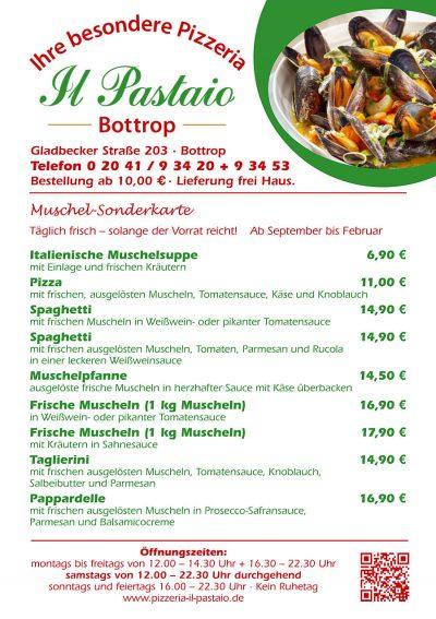 Pizzeria-Il-Pastaio-italiensches-Restaurant-Muschelkarte-2018